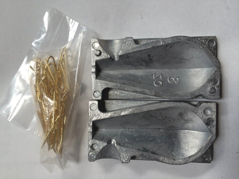 SeaTech Fishing Weight Mould