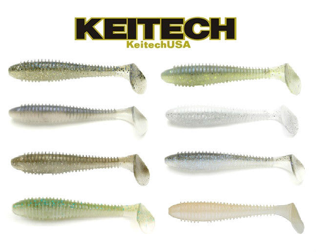 Keitech Swing Impact FAT Swimbait