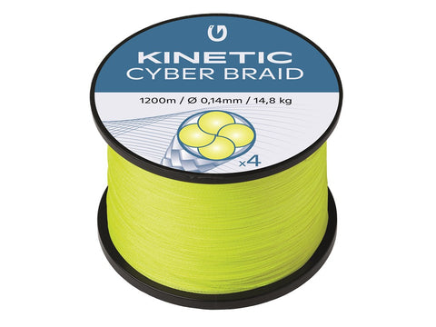 Kinetic 4 Braid 1200m