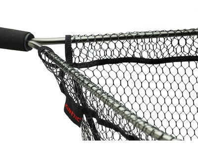 Kinetic Magnetic Quick Release Rubber Mesh Net