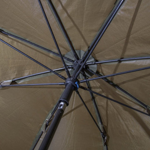 "Korum 50"" Graphite Brolly Shelter"