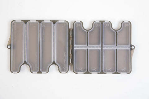 Korum Clamshell Box 12 Compartment