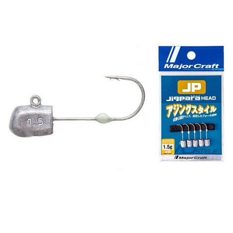 Major Craft Jigpara Ajing Style Jig Heads