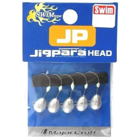 Major Craft Jigpara Swim Jig Heads