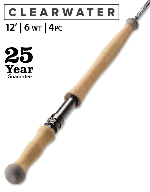 Orvis Clearwater Spey Double Handed Fly Rod