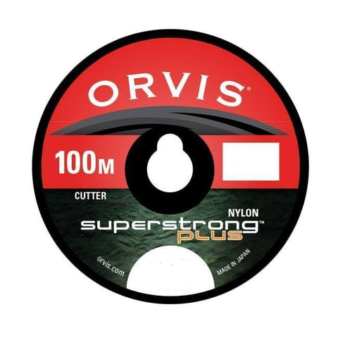 Orvis Super Strong Plus Tippet Leader 100m
