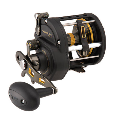Penn Fathom II Level Wind Boat Reel