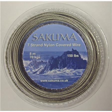 Sakuma Nylon Covered Trace Wire
