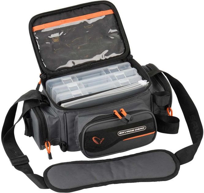 Savage Gear System Box Bag Small