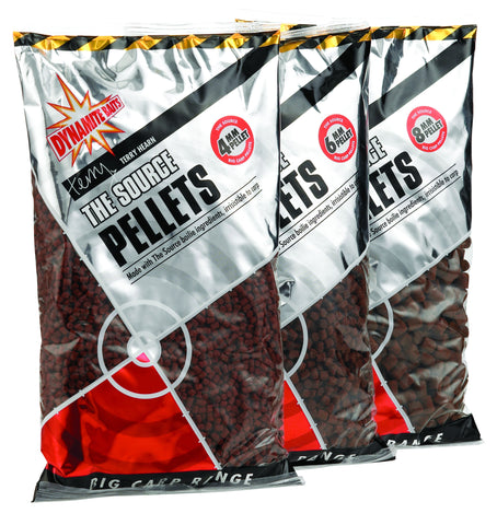 Dynamite The Source Pellets 900g