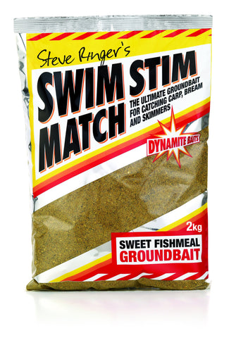 Dynamite Swimstim Match Groundbait 2kg