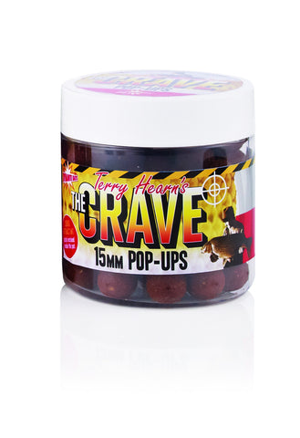 Dynamite The Crave Pop-Up Boilies 15mm