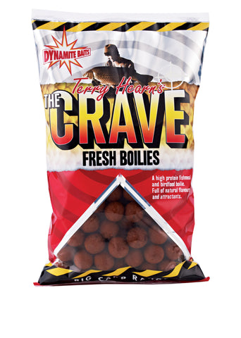 Dynamite The Crave Shelf Life Boilies 1kg
