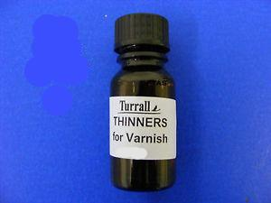 Turrall Varnish Clear Thinners