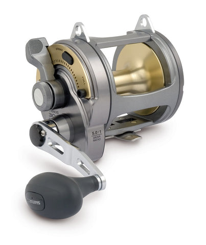 Shimano Tyrnos 2 Speed Multiplier Reel