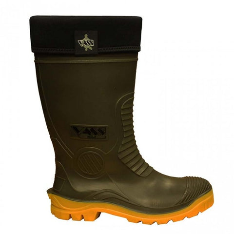Vass Winter Boot with Removable Neoprene Liner