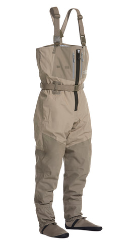 Vision Koski Zip Stkft Breathable Chest Wader