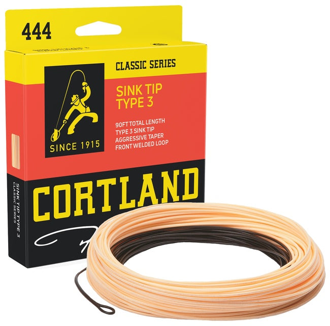 Cortland Classic Series Sink Tip Type 3 Fly Line