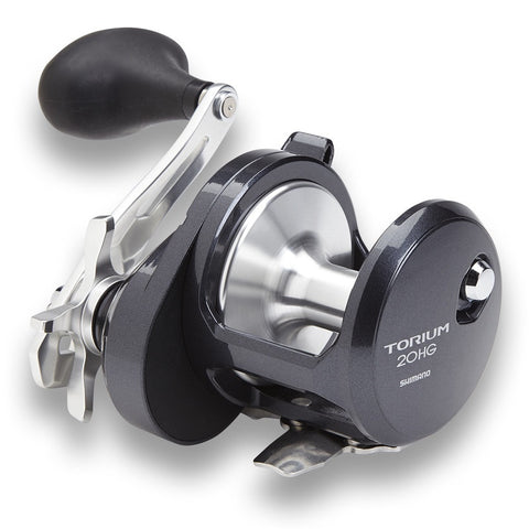 Shimano Torium HG Multiplier Reel