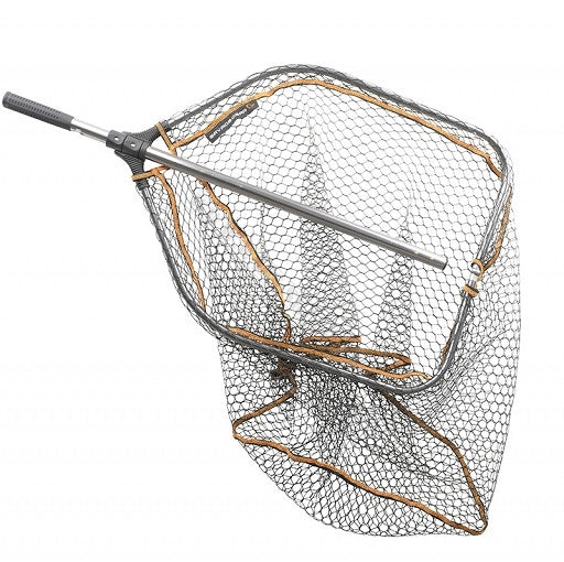 Savage Gear Pro Folding Rubber Mesh Landing Net