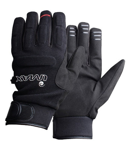 Imax Black Baltic Gloves