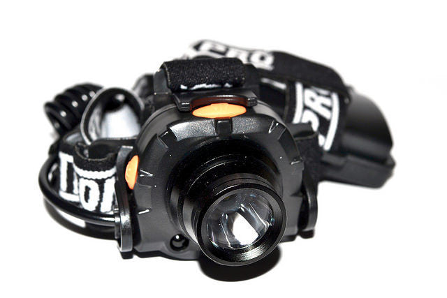 Tronix High Powered Sensor Headlight