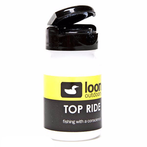 Loon Top Ride Fly Floatant Powder