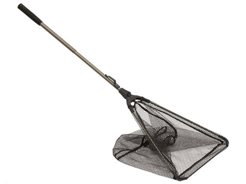 Kinetic Telescopic/Foldable Rubber Landing Net