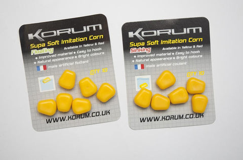 Korum Supa Soft Imitation Corn