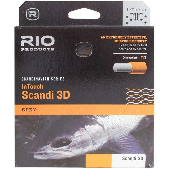 Rio InTouch Scandi 3D Spey Fly Line