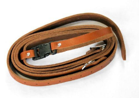 Sharpe's Gye Net Leather Peel Sling
