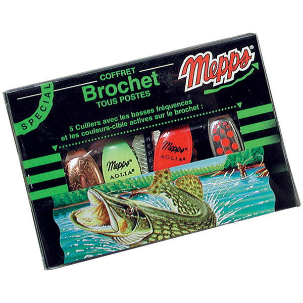 Mepps Pike Lure Kit