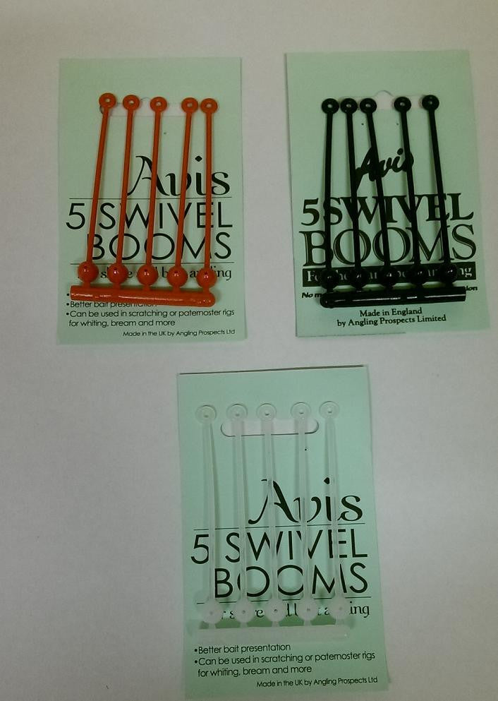 Avis Sea Fishing Booms Red, Black or Clear