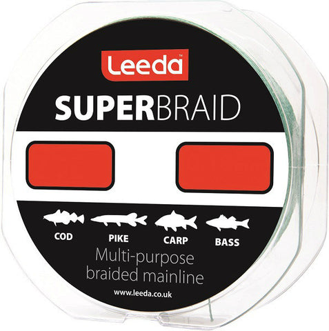 Leeda Super Braid 300yds
