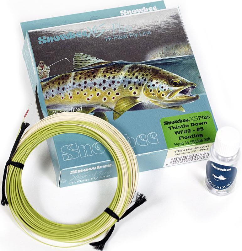 Snowbee XS-Plus Thistle Down Floating Fly Line