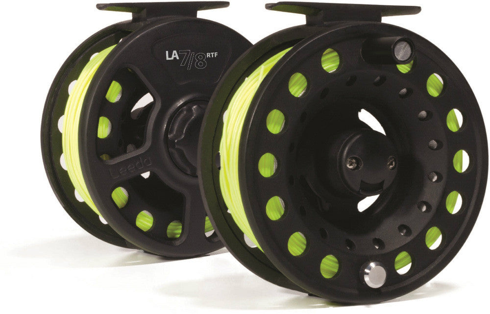 Leeda Ready To Fish LA Fly Reels