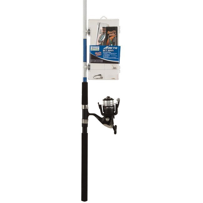 Shakespeare Catch More Fish 8ft Spin Kit