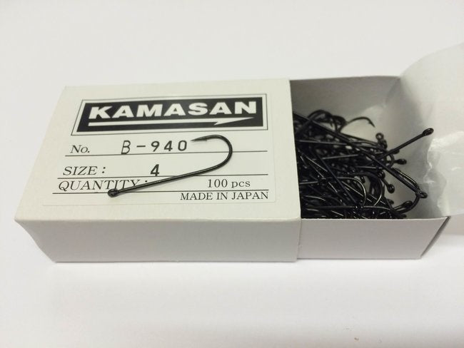 Kamasan B940 Hook 100 Pack