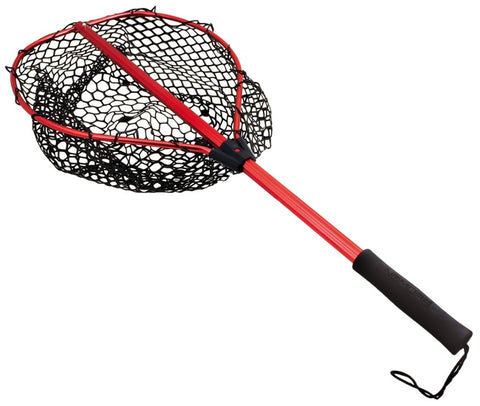 Nomura Retractable Handled Aluminium Net