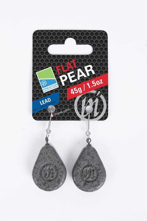 Preston Flat Pear Lead