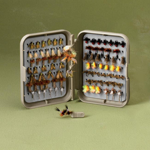Orvis Posigrip Threader Fly Box