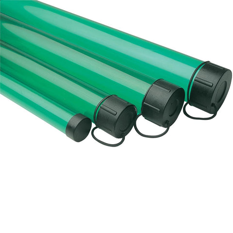 Leeda Green/Yellow Rod Tube