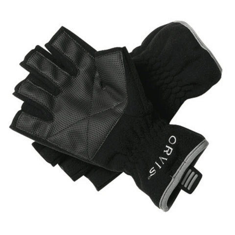 Orvis Fleece Fold Over Gloves