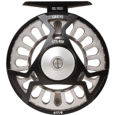 Greys GTS600 Fly Reel Back 1