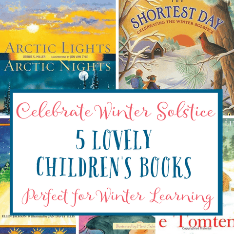5 More Winter Solstice Books