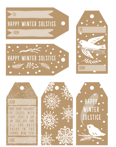 Need a Quick Gift Tag? Free Download