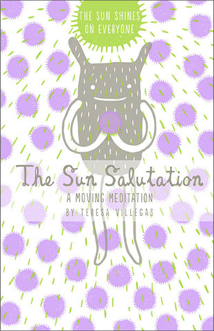 """The Sun Salutation Bunny"" Book"