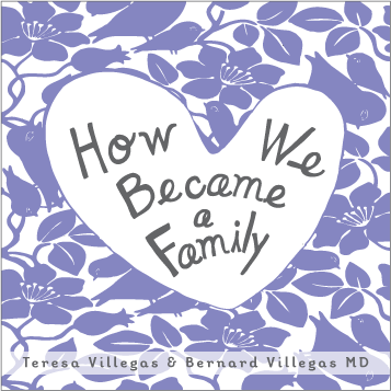 """How We Became a Family"" Books"