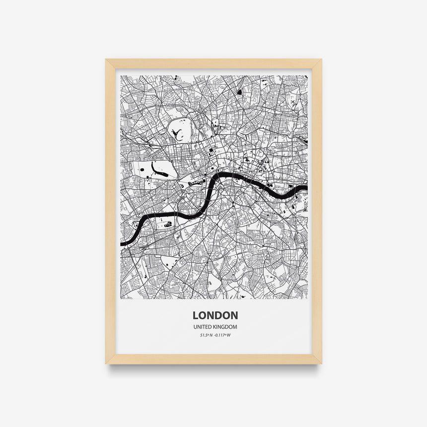 Mapas - London