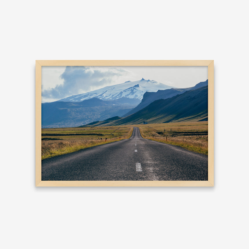Paisagens - Endless road